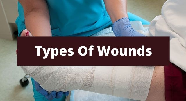 Know About Different Types Of Wounds
